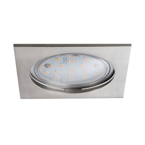 Paulmann 92784 - LED/14W IP44 Koupelnové stmívatelné podhledové svítidlo LED/14W/230V IP44