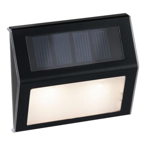Paulmann 94234- LED/0,05W IP44 Venkovní solární svítidlo se senzorem DAYTON 1,5V