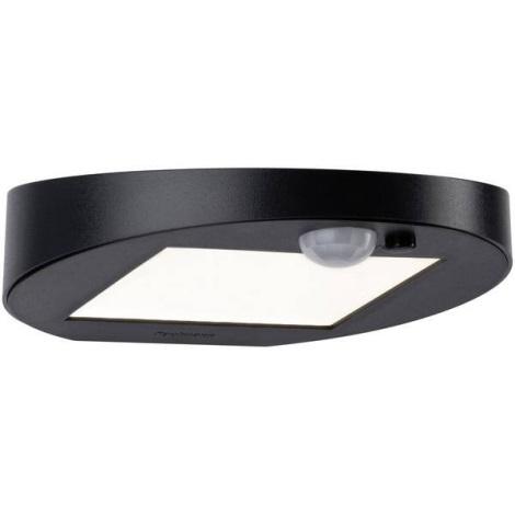 Paulmann 94246 - LED/1,2W IP44 Venkovní solární svítidlo se senzorem RYSE 3,7V