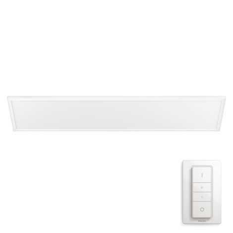 Philips 32163/31/P5 - LED Stmívatelný přisazený panel HUE AURELLE LED/55W/230V