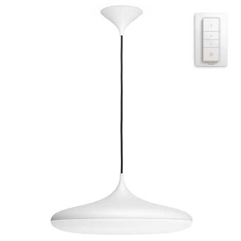 Philips 40761/31/P7 - LED Závěsné svítidlo HUE ALLY LED/39W/230V