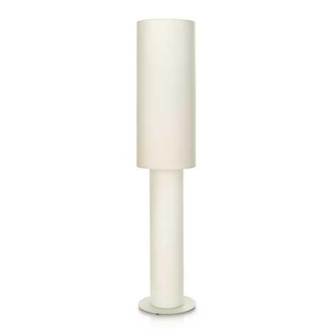 Philips 42265/38/16 - Stojací lampa ROOT krémová 2xE27/20W/230V