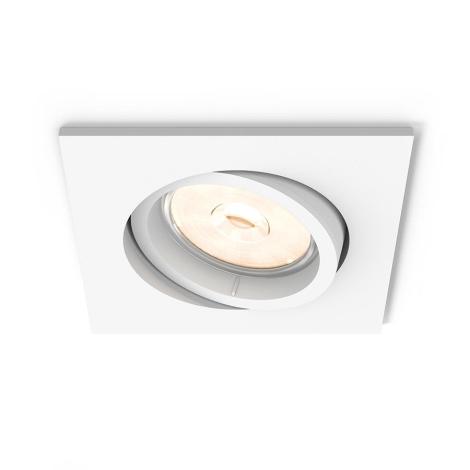 Philips 50191/31/PN - Podhledové svítidlo MYLIVING ENNEPER 1xGU10/5,5W/230V