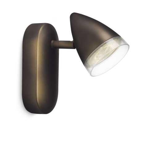 Philips 53210/17/16 - Bodové LED svítidlo MYLIVING MAPLE 1xLED/4W/230V