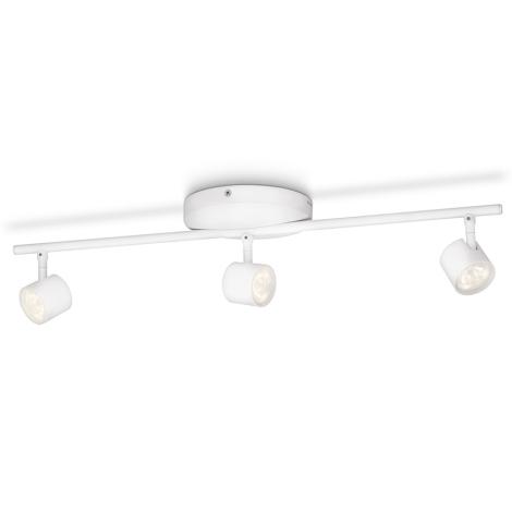 Philips 56246/31/48 - LED Stmívatelné bodové svítidlo STAR 3xLED/4,5W/230V
