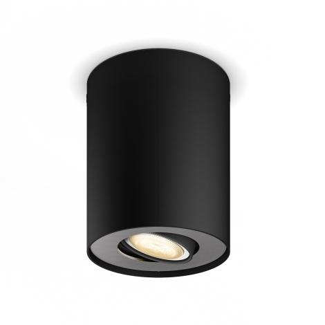 Philips 56330/30/P8 - LED Bodové svítidlo PILLAR HUE 1xGU10/5,5W/230V