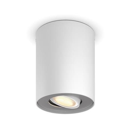 Philips 56330/31/P8 - LED Bodové svítidlo PILLAR HUE 1xGU10/5,5W/230V