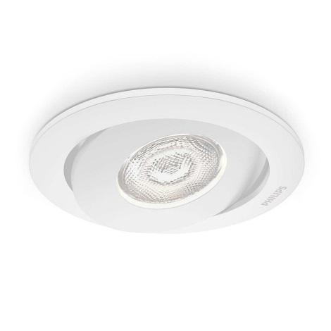 Philips 59180/31/16 - LED podhledové svítidlo ASTEROPE 1xLED/4,5W/230V