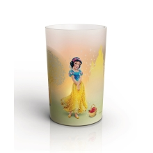 Philips 71711/01/16 - LED Stolní lampa CANDLES DISNEY SNOW WHITE 1,5W LED
