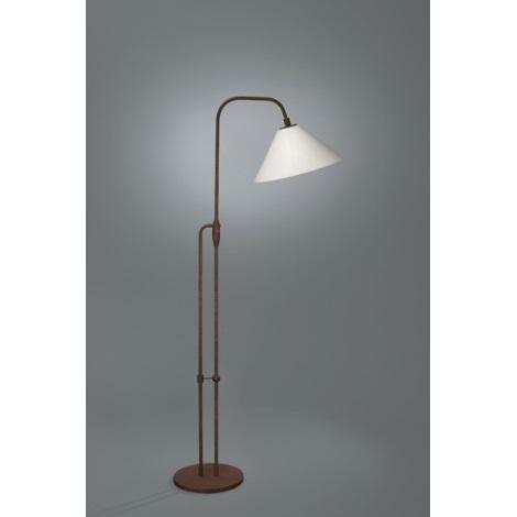 Philips Eseo 37418/86/13 - lampa podlahová ARTOIS 1xE27/100W hnědá