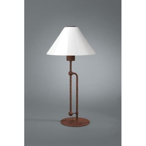 Philips Eseo 37419/86/13 - lampa stolní ARTOIS 1xE27/75W hnědá