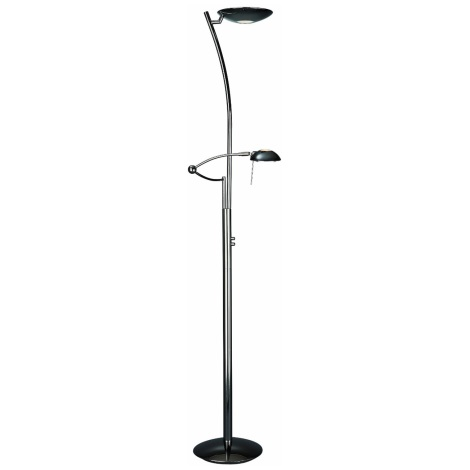 Philips Eseo 37433/13/13 - Stmívatelná stojací lampa MARCELLO R7S/300W/incl.2