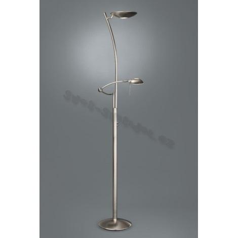 Philips Eseo 37433/17/13 - Stmívatelná stojací lampa MARCELLO R7S/300W/incl.2