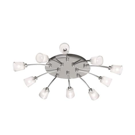 Philips Eseo 40688/17/13 - Stropní svítidlo LIFE 10xG4/10W
