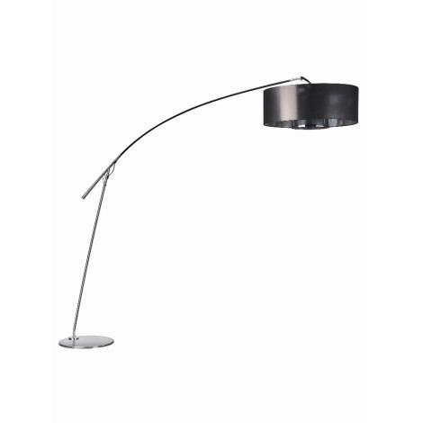 Philips Eseo 42549/11/13 - Stojanová lampa FLOR 1xE27/105W/230V chr