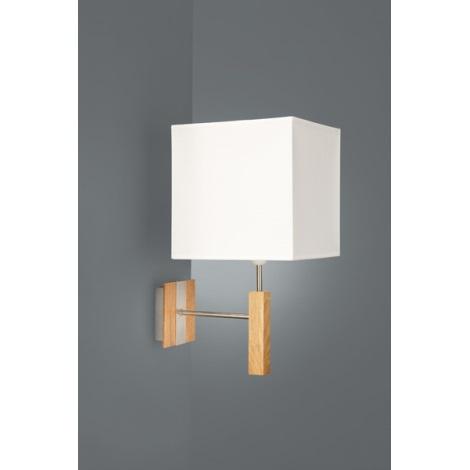 Philips Eseo 45559/31/13 - svítidlo nástěnné VIOLLA 1xE14/60W bílá