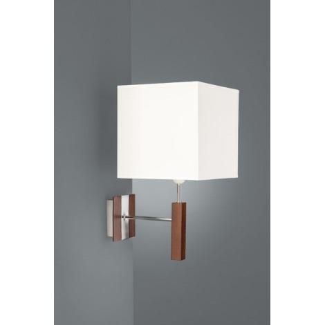 Philips Eseo 45559/43/13 - svítidlo nástěnné VIOLLA 1xE14/60W bílá