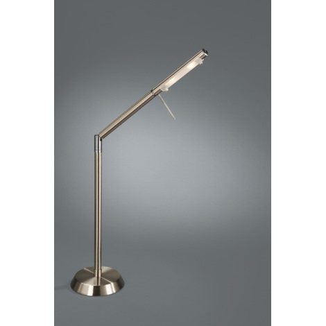 Philips Eseo 67009/17/13 - lampa stolní STAGIONE 2xG4/20W chrom/mat