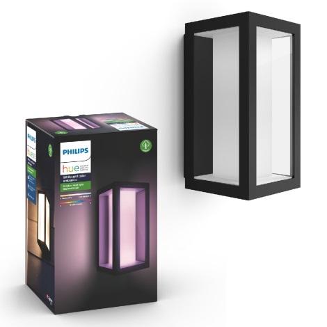 Philips - LED RGB Venkovní nástěnné svítidlo 2xLED/8W/230V IP44