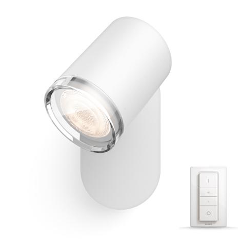 Philips - LED Stmívatelné koupelnové svítidlo 1xGU10/5,5W IP44