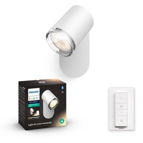 Philips - LED Stmívatelné koupelnové svítidlo 1xGU10/5W/230V IP44 + DO