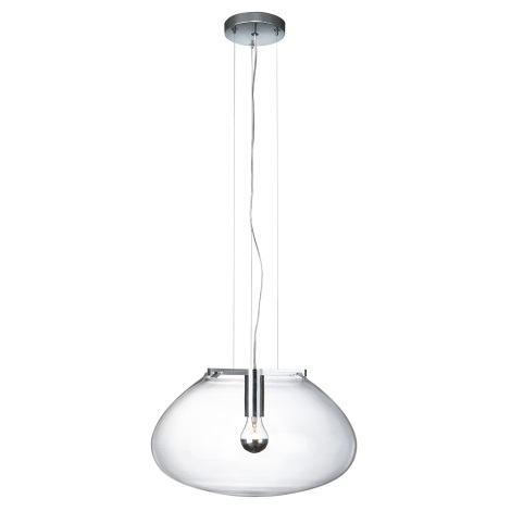 Philips Lirio 36715/11/LI - Závěsný lustr NUCLEUS chrom/čirá