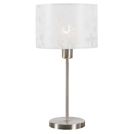 Philips Massive 38044/31/10 - Lampa stolní CALIGULA 1xE27/60W bílá