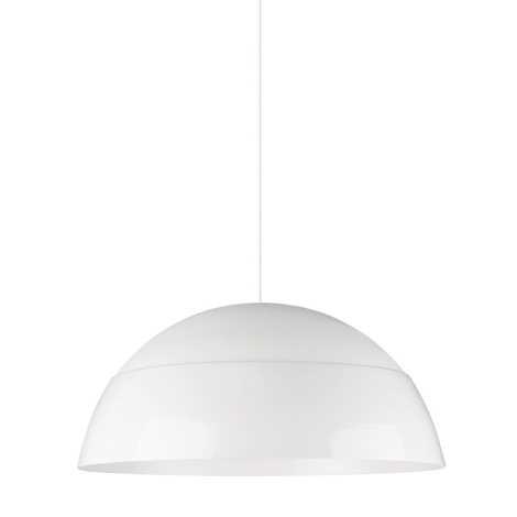 Philips Massive 40616/31/10 - Závěsný lustr GAJU 1xE27/40W bílá