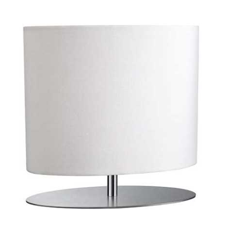 Philips Massive 43214/31/10 - Stolní lampa CAMPEN 1xE14/40W bílá