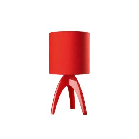 Philips Massive  43228/32/10 - Lampa stolní ISACA 1xE14/40W červená