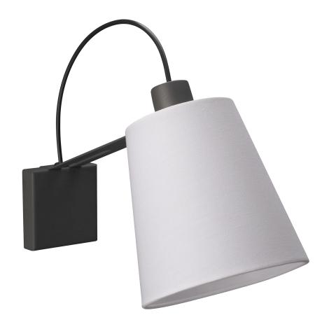 Philips Massive 45568/93/10 - Nástěnné svítidlo GAUSS 1xE14/40W bílá