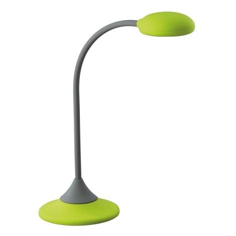 Philips Massive 66622/33/10 - Stolní lampa  WARREN 1xGX53/9W zelená