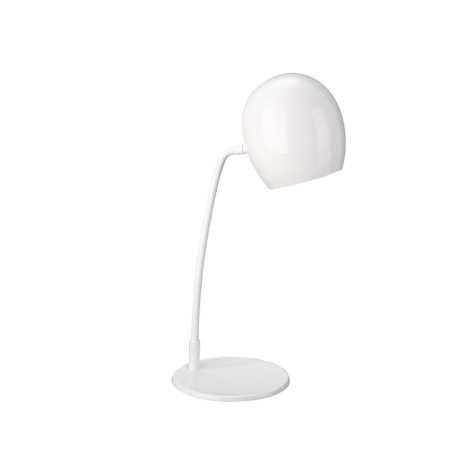 Philips Massive  66623/31/10 - Lampa stolní LENNY 1xE27/15W bílá