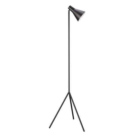 Philips Massive  67923/30/10 - Stojací lampa TRENT 1xE27/15W černá