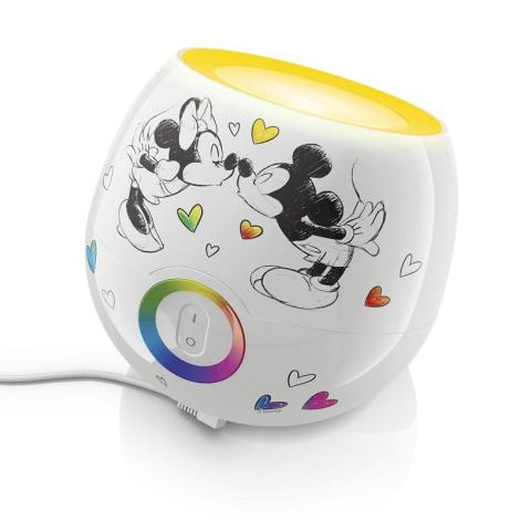 Philips Massive 71703/55/16 - LED dětská lampa DISNEY Mickey LED/7,5W/230V