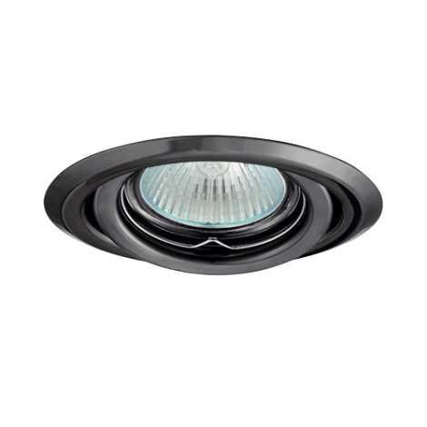Podhledové svítidlo AXL 2115 1xMR16/50W černý chrom - GXPP037