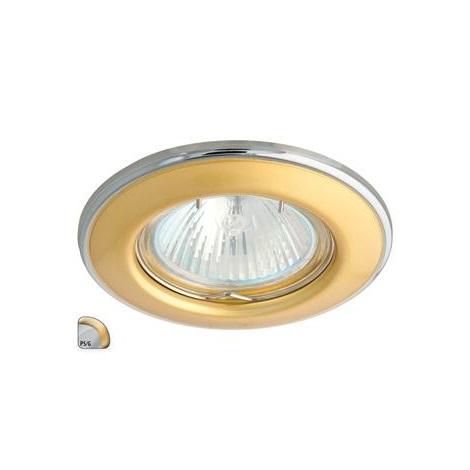 Podhledové svítidlo AXL 3114 1xMR16/50W perleťové stříbro / zlatá - GXPP013