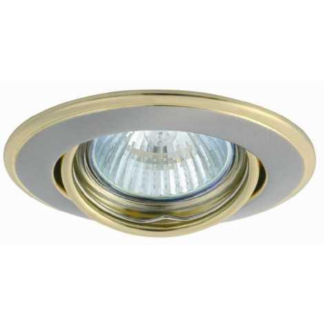 Podhledové svítidlo AXL 3115 1xMR16/50W perleťové stříbro / zlatá - GXPP047
