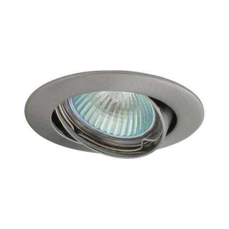 Podhledové svítidlo AXL 5515 1xMR16/50W matný chrom - GXPL029