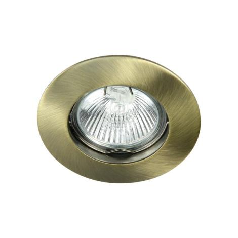 Podhledové svítidlo DIO DS02B 1xMR16/50W Mosaz - GXPL049