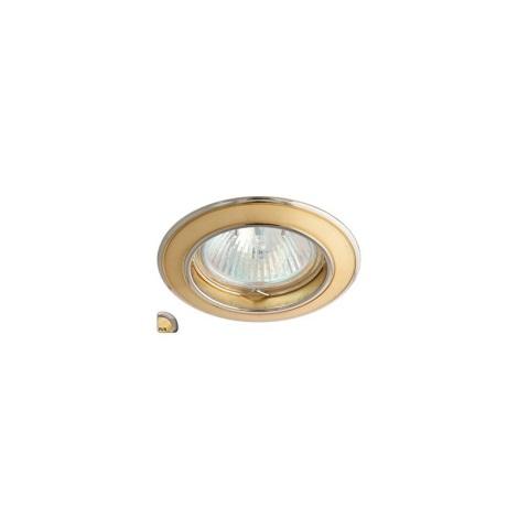Podhledové svítidlo DIO DT02B 1xMR16/50W Mosaz - GXPL052