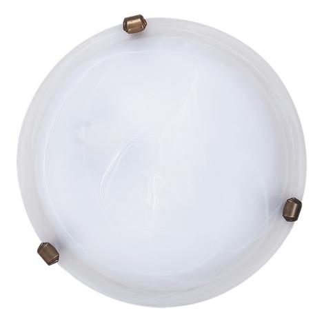 Rabalux 3203 - Stropní svítidlo ALABASTRO 1xE27/60W/230V