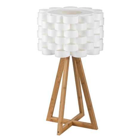 Rabalux 4345 - Stolní lampa ANDY 1xE14/40W/230V bílá