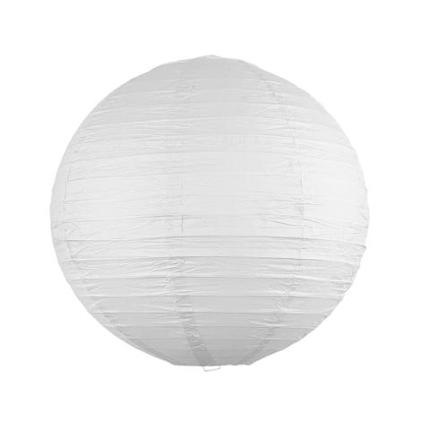 Rabalux 4894 - Stínidlo bílá RICE E27 pr.30 cm