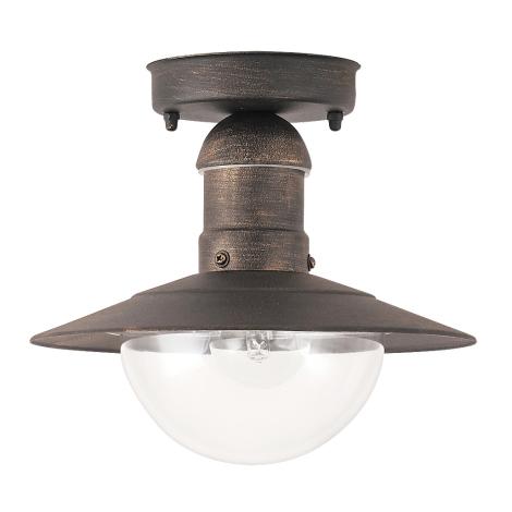 Rabalux 8736 - Venkovní stropní svítidlo OSLO 1xE27/60W IP44
