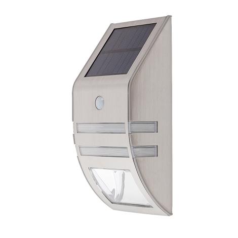 Rabalux - LED Venkovní svítidlo se senzorem LED/0,15W + LED/0,5W IP44