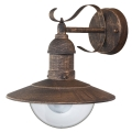 Rabalux - Venkovní nástěnné svítidlo 1xE27/60W/230V IP44