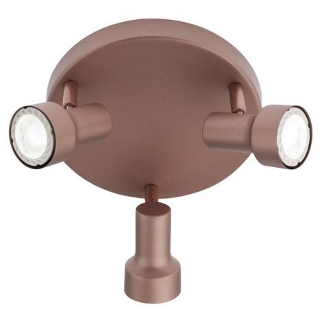 Redo 04-445 - Bodové svítidlo REVILA 3xGU10/7W/230V