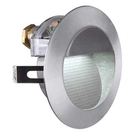 Rendl 230301 - LED Venkovní orientační vestavěné svítidlo DOWNUNDER 0,8W/230V IP44