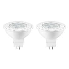 SET 2x LED žárovka GU5,3/5,5W/12V - Attralux